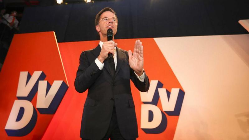 Mark Rutte vence eleições na Holanda