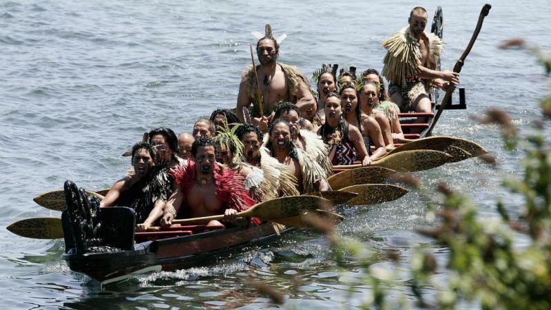 Tribo Maori