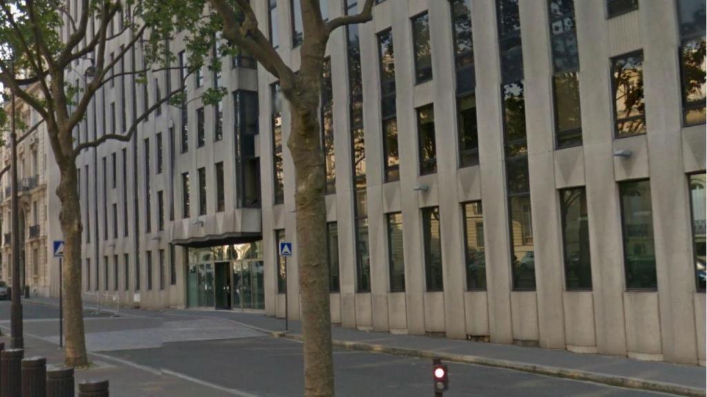 Escritórios do FMI em Paris