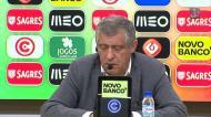 «Muitos golos? No Euro marcámos três, mas o resultado foi 3-3»