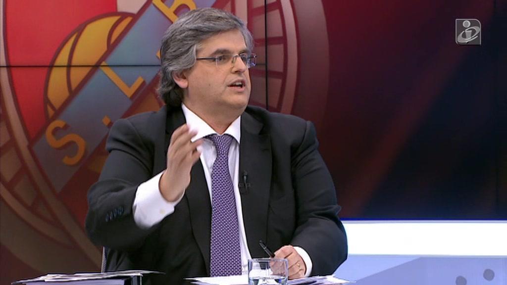 Pedro Guerra revela confusão entre Pinto da Costa e Couceiro ao intervalo