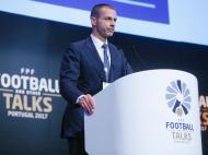 Football Talks: as imagens do primeiro dia (Foto FPF)
