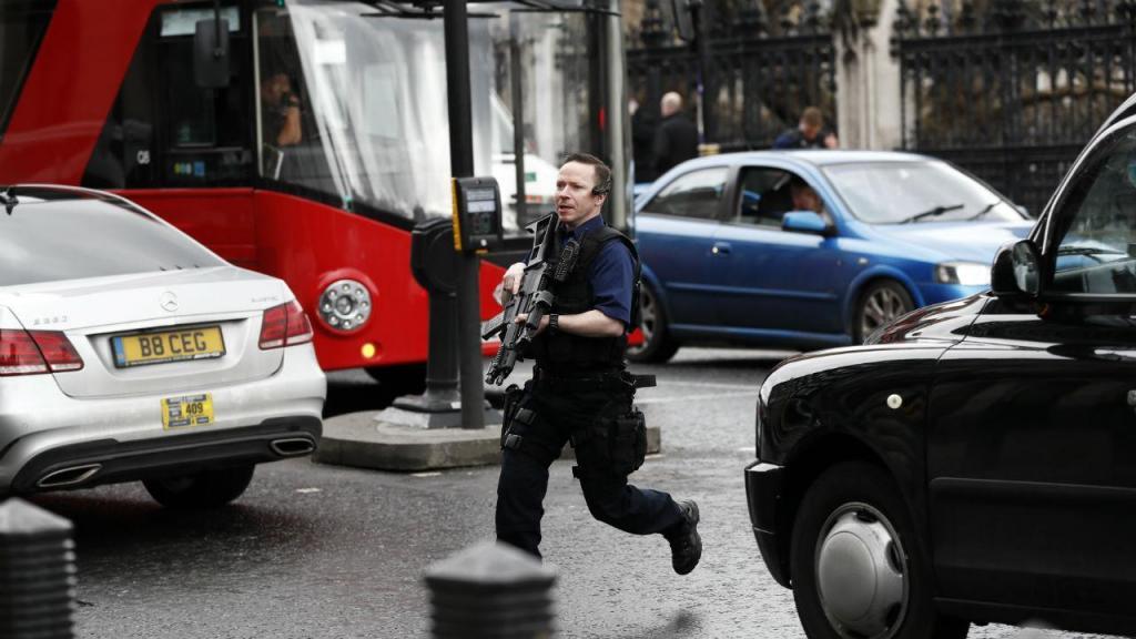 Ataque em Londres