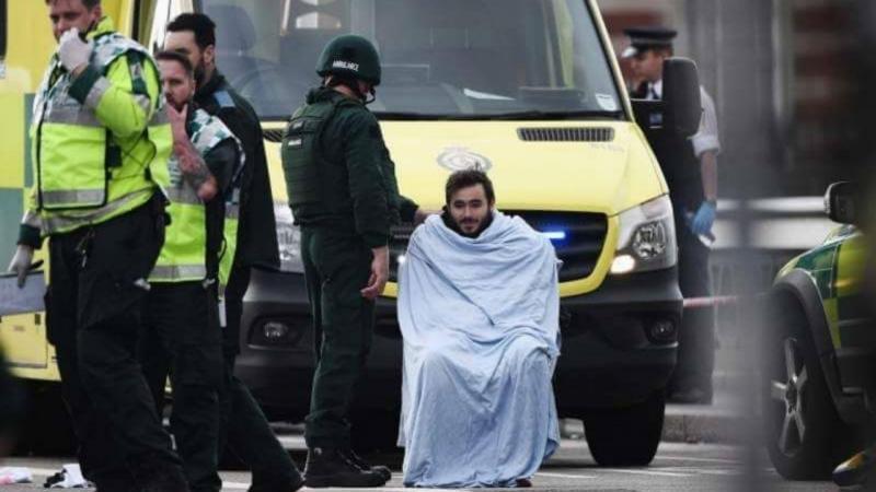 Português ferido no ataque de Londres