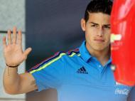 Mundial 2018: Colômbia prepara jogo com a Bolívia