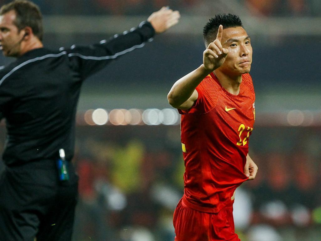 Yu Dabao (lembra-se?) dá vitória à China sobre a Coreia do Sul