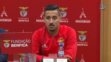 «Clássico? Fora de campo sou amigo dos jogadores do FC Porto»