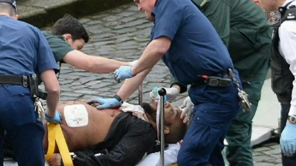 Atacante de Londres já itnha sido investigado pelos serviços secretos
