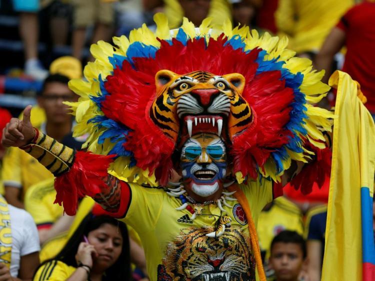 Mundial 2018: Colômbia bate Bolívia