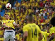 Qualificação Mundial: Colômbia-Bolívia