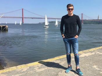 """Bíró, único húngaro a jogar em Portugal: «Digam """"obrigado"""" pelo Euro»"""