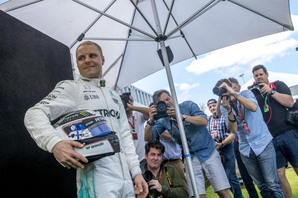 2. Valtteri Bottas (Fin), Mercedes