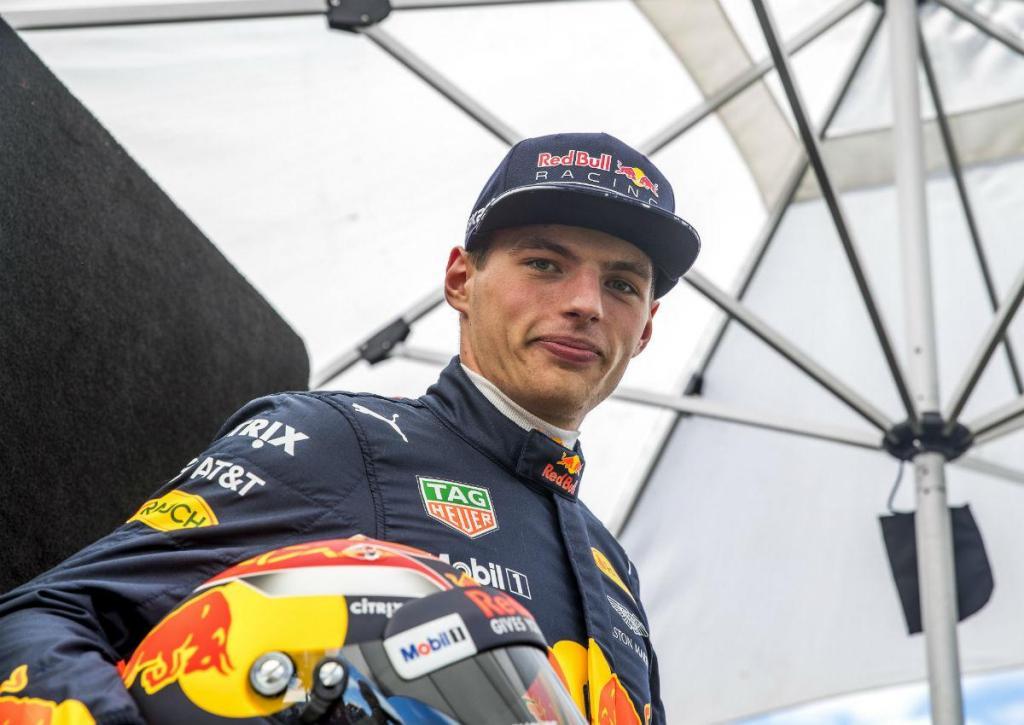 4. Max Verstappen (Hol), Red Bull
