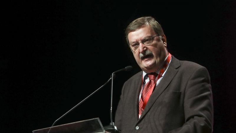 Carlos Silva, UGT