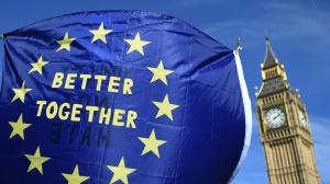 Brexit: milhares saíram à rua
