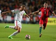 Portugal-Hungria (Lusa)