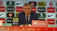Santos: «Parece-me que dificilmente a Suíça irá perder pontos»