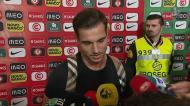 Cédric e o Southampton: «Tem estado a ser uma época positiva»