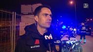 Dois adeptos da seleção da Hungria detidos