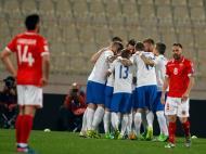 Malta-Eslováquia (Reuters)
