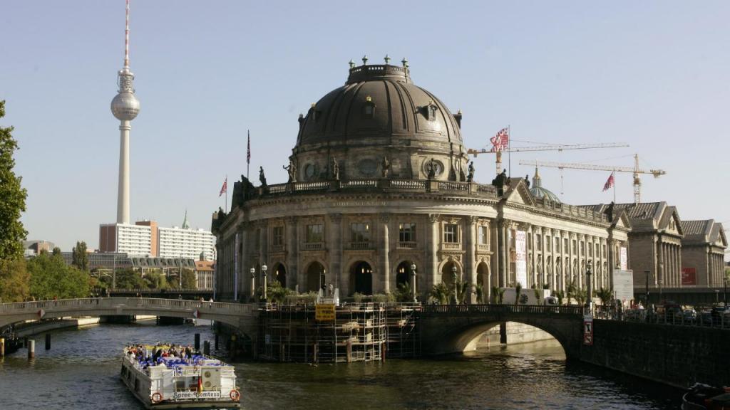 Museu Bode, Berlim