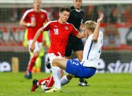 Áustria-Finlândia (Reuters)