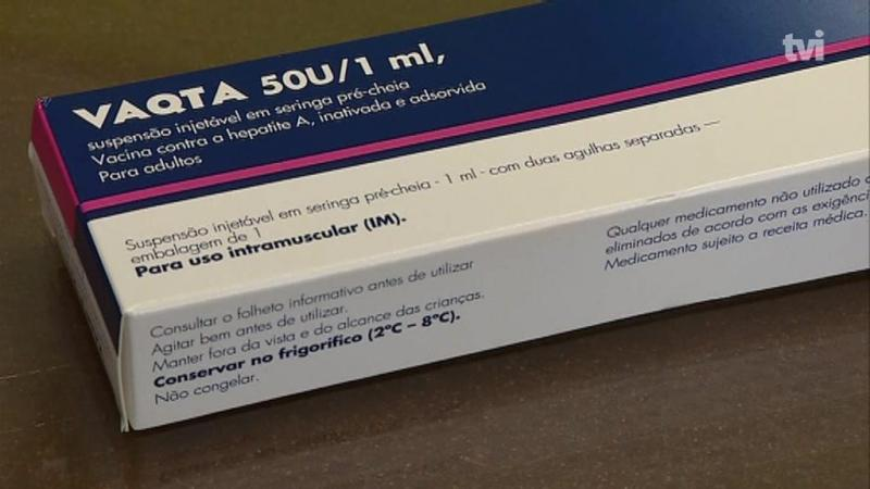 Hepatite A: Infarmed garante que há vacinas suficientes
