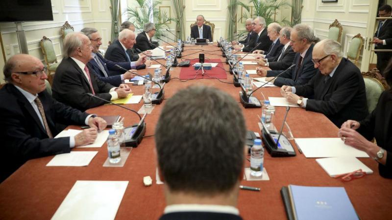 Reunião do Conselho de Estado, esta sexta-feira