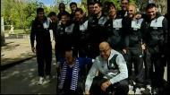 FC Porto: equipa em passeio no Parque Eduardo VII