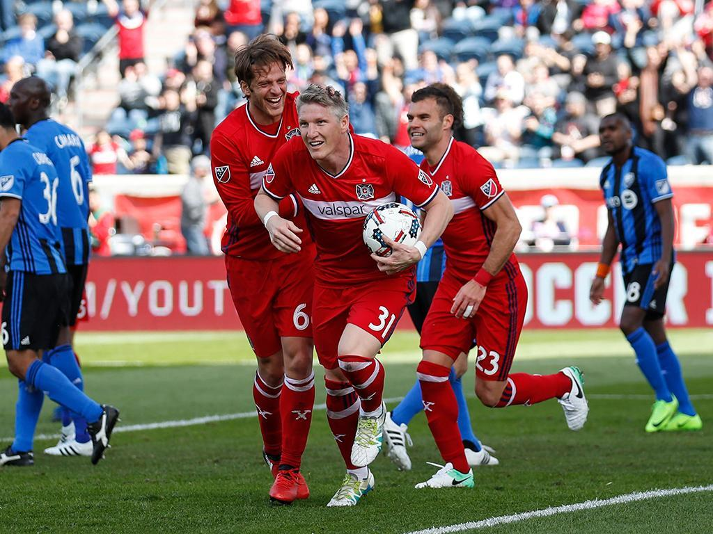 Chicago Fire-Montreal Impact (Lusa)