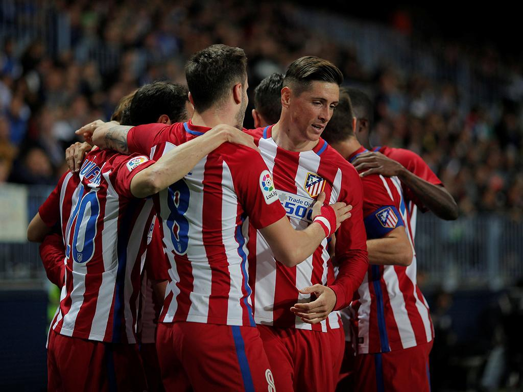 Málaga-Atlético Madrid (Reuters)