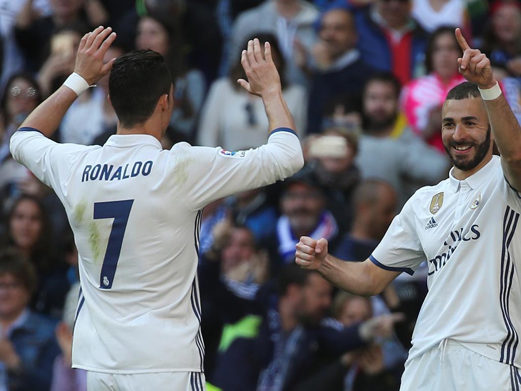 Real Madrid-Alavés (Reuters)