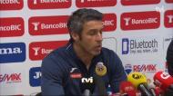 «Sporting não fez remate à baliza na 2ª parte»