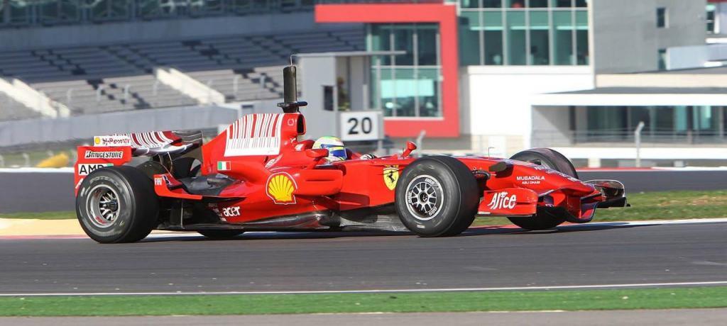 Fórmula 1 no Autódromo do Algarve