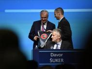 Congresso da UEFA (Reuters)