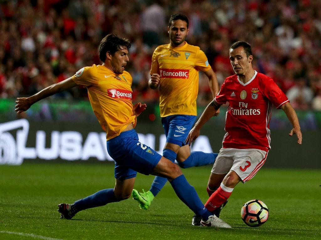 Benfica-Estoril (MANUEL DE ALMEIDA/ LUSA)
