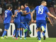 Juve perde com o Nápoles mas está na final da Taça