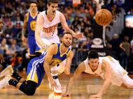 Golden State Warriors vs Phoenix Suns (Reuters)