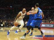 Los Angeles Clippers vs Dallas Mavericks (Reuters)