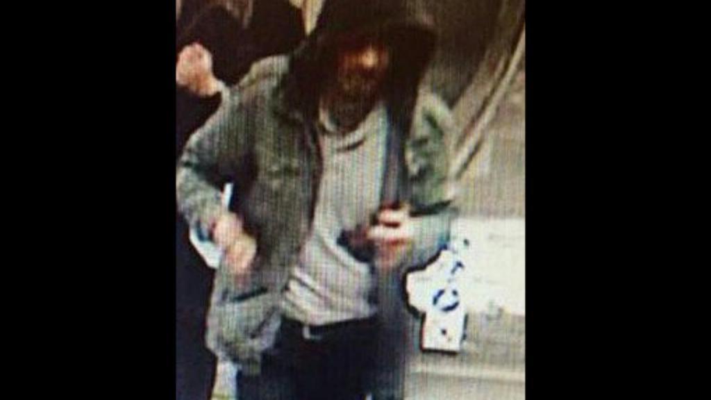 Suécia: serviços secretos divulgam foto de suspeito do ataque