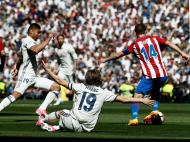 Real Madrid-Atlético Madrid (Lusa)