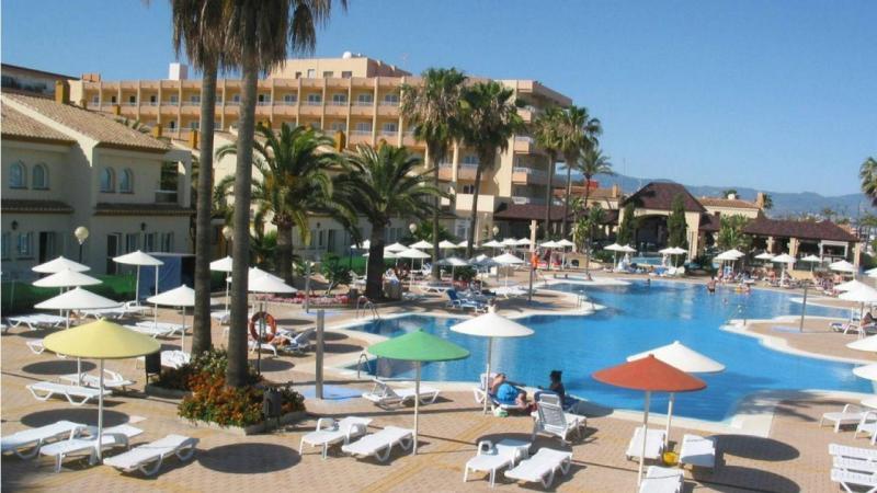 Hotel Pueblo Camino Real