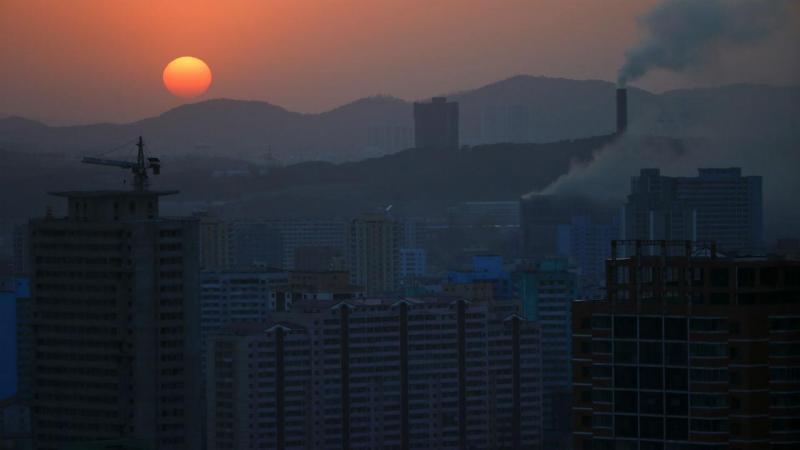Pelas ruas de Pyongyang