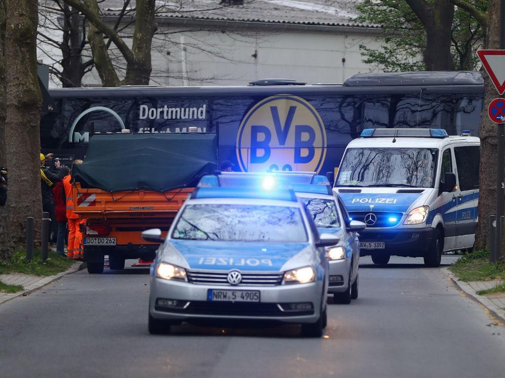 Borussia Dortmund-AS Monaco (Reuters)