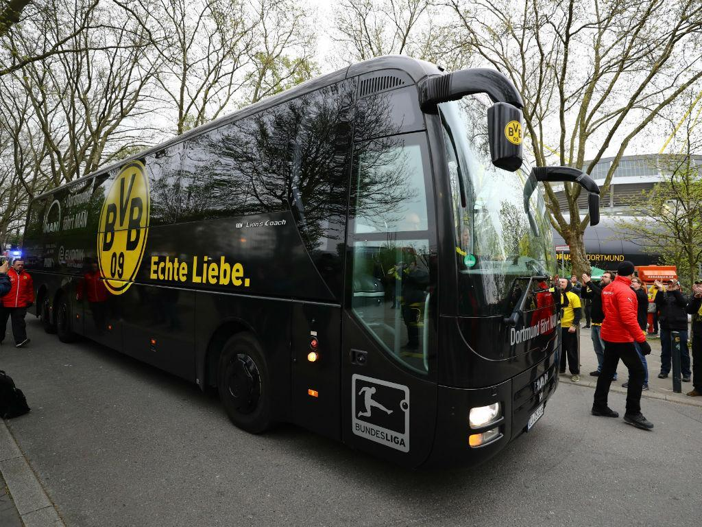 Borussia Dortmund-AS Monaco (Reuters)