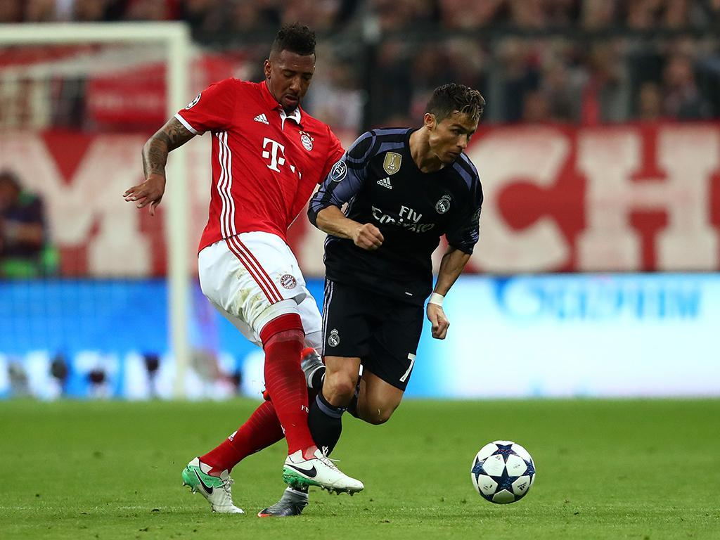 Bayern Munique-Real Madrid (Reuters)