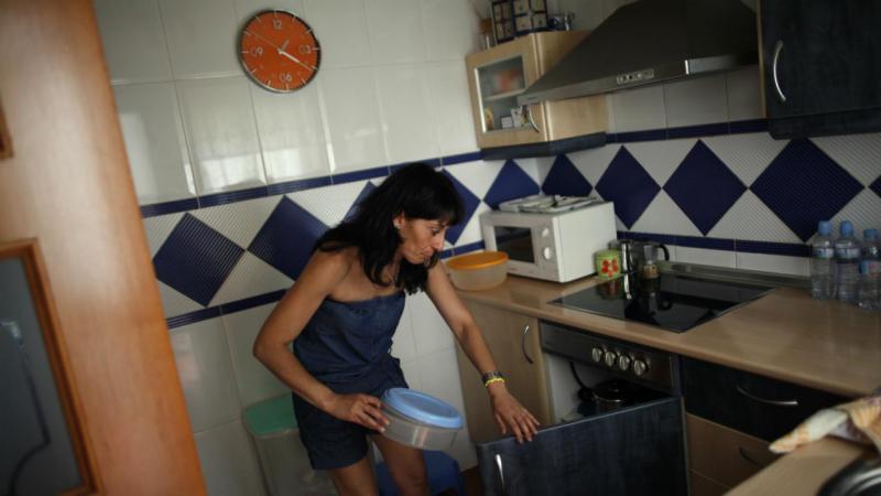 Serviço doméstico (Arquivo)