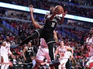 Chicago Bulls-Brooklyn Nets (Reuters)