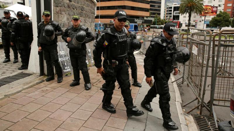 Polícia - Equador