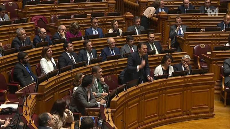 CDS-PP força votação da estratégia de governo no Parlamento